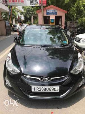 Hyundai Elantra 1.6 Sx Mt, Diesel
