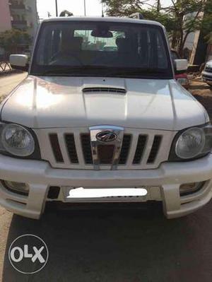 Mahindra Scorpio Vlx 2wd Airbag Bs-iv, Diesel