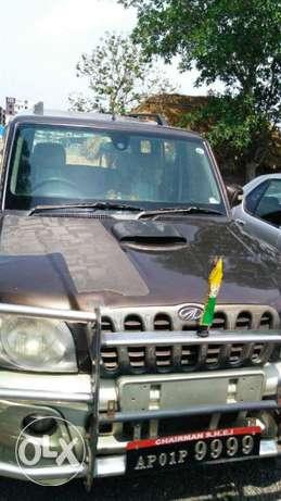 Mahindra Scorpio Vlx 2wd Bs-iv, Diesel