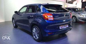 Automatic Baleno For Rent