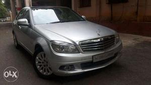 Mercedes-benz C-class 220 Cdi Elegance At, Diesel