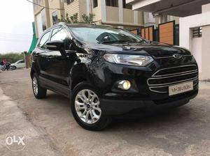 Ford Ecosport diesel  Kms