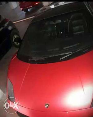 Lamborghini Gallardo, spyder  petrol model