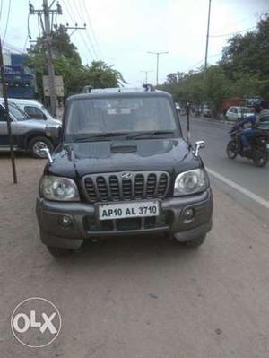 Mahindra Scorpio Sle 2.6 Crde, , Diesel