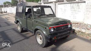 Maruti Gypsy king MPFI