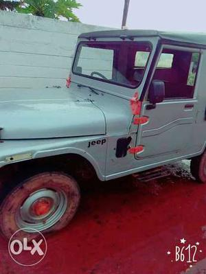 Mahindra Thar diesel  Kms  year