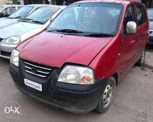 Hyundai Santro Xing Gl Plus, Cng