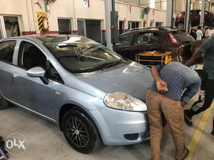 Fiat Grand Punto diesel  Kms  year
