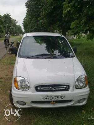 Hyundai Santro , Hr  (haryana)