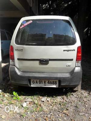 MAruti Suzuki Wagon R Car, Petrol,  kms. Goa