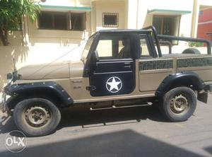 4WD jeep available