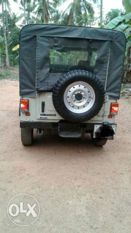 Mahindra 4x4 major  Kms