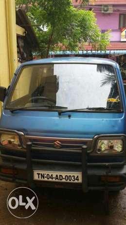 Maruti Suzuki Omni 8 Str Bs-iii, , Petrol
