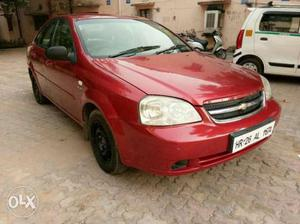 Chevrolet Optra Elite , Cng