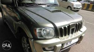 Mahindra Scorpio Vlx 2wd Bs-iv, , Diesel