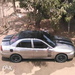 Mitsubishi Lancer Evolution cng  Kms  year