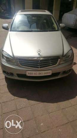 Mercedes-benz C-class 200 Cgi Elegance, , Petrol
