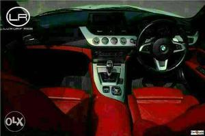 Bmw Z4 Roadster Sdrive35i, , Petrol