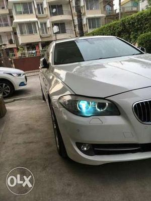 Used Bmw 5 Series 530d D For Sale In Bangalore Cozot Cars