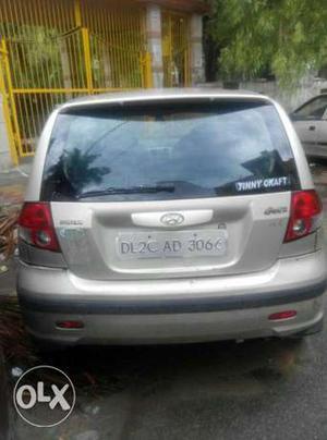 Hyundai Getz Gls, , Cng