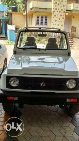 Decembr Maruti Suzuki Gypsy KING petrol Kms MPFI