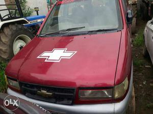Chevrolet Tavera diesel 525 Kms