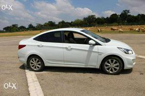 Hyundai Verna diesel  Kms