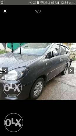 Toyota Innova diesel  Kms. Call me on .200