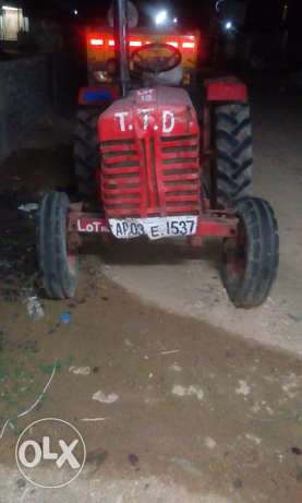 Mahindra 275 DI tractor