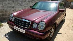 Mercedes-benz E-class E 250 Cdi Avantgarde, , Diesel