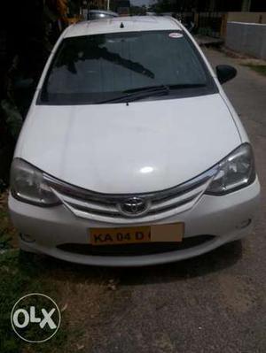Toyota etios  diesel car for sale