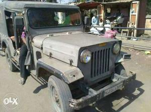 Commendor jeep full engine condison Dehgam gandhinagar ma