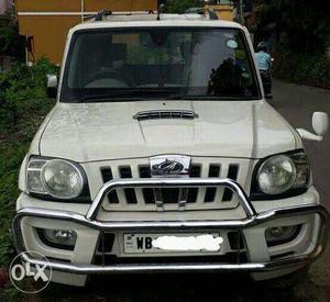 Mahindra Scorpio Vlx 2wd Airbag Bs-iv, , Diesel