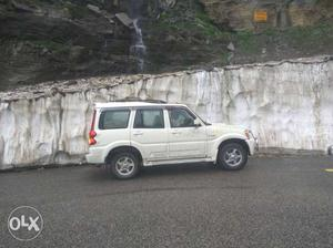 Mahindra Scorpio diesel  Kms