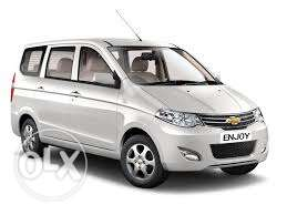 Chevrolet Enjoy diesel  Kms