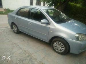 Toyota Etios cng  Kms