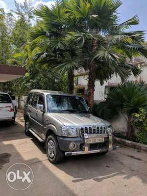 Mahindra Scorpio diesel  Kms  year
