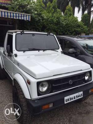 Maruti Suzuki Gypsy petrol  Kms  year