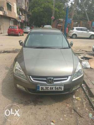 Honda Accord 2.4 At, , Petrol