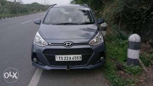 Hyundai Grand I10 ASTA petrol. financed by HDFC BANK LOWEST