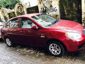 Hyundai Verna cng  Kms