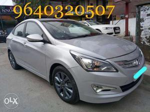 Hyundai Verna Fluidic 1.6 Crdi Sx Opt, , Diesel