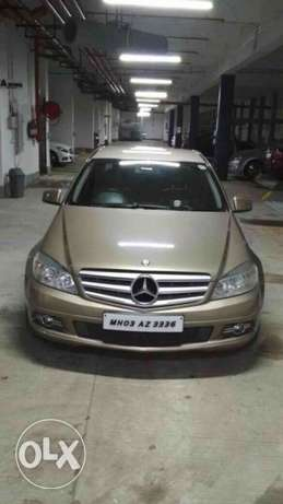 Mercedes-benz C-class 220 Cdi Elegance At, , Diesel