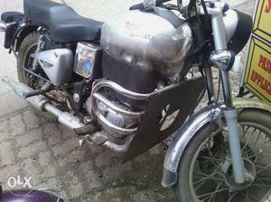 bullet Electra petrol  Kms