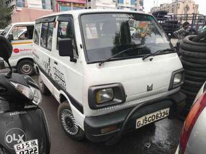 Maruti Suzuki Omni 8 Str Bs-iii, , Cng