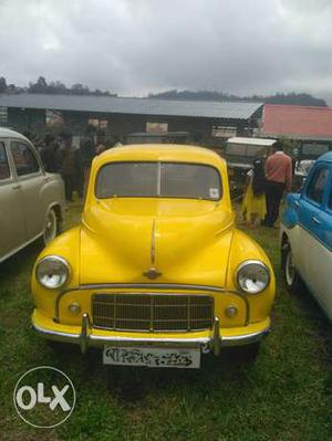 Morris minor tax insurance current recently