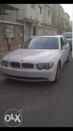 BMW 7 Series 760I petrol  Kms