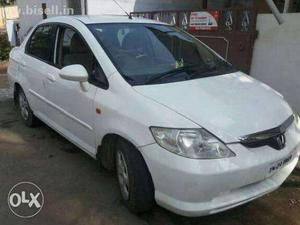 Honda City Zx petrol  Kms