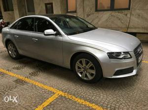 Run Only  Kms Audi A4 Tdi Premium Plus With Sunroof