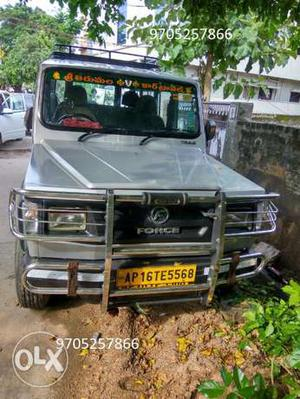 Force Toofan  December vehicle for sale